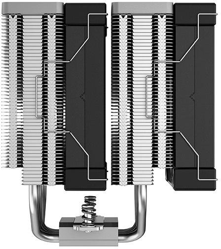 DeepCool AK620 - CPU Soğutucusu Yandan Görünüm