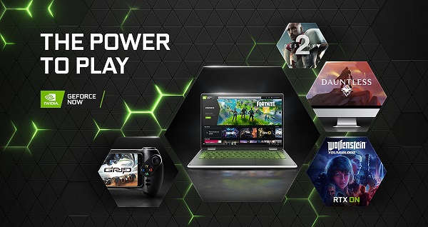 NVIDIA GeForce NOW apk The Power To Play